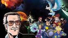 Stan Lee, THR and GBI Launching 'Stan Lee's Cosmic Crusaders'