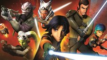 Season Two of 'Star Wars Rebels' Headed to Disc