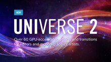 Red Giant Universe 2.0 Now Available