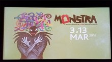 MONSTRA:  15th Festival of Animated Film 3 to 13 March 2016, Lisbon, Portugal