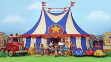 Milkshake Commissions Second Series of 'Toby's Travelling Circus'