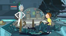 CN Appoints New Retail Partners for 'Rick and Morty' Merch