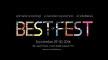 Animation Nights New York Announces Inaugural 'Best of Fest'