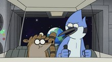CLIP: 'Regular Show' Blasts into Space for Out-of-This-World Series Finale