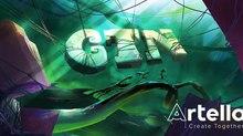 Artella Creates Show Open for CTN 2016