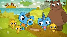 Toonbox Partnering with Rovio on Licensing Program for 'Kit^n^Kate'