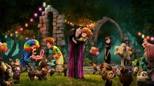Watch: Production Designer Michael Kurinsky Talks 'Hotel Transylvania 2' at VIEW Conference