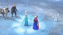 Disney's 'Frozen' Headed for Network Broadcast Debut