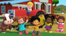 DHX & Mattel Greenlight Second Season of 'Little People'
