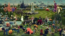 Studio Smack Reinvents Garden of Earthly Delights with 'Paradise'