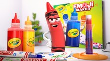 Aardman Nathan Love Animates Crayola's Cast of Characters in 'Audition'