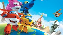 'Super Wings' Flies to KiKA in January 2017