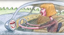 J. J. Sedelmaier Teams with Bill Plympton for Animated Ford Commercial
