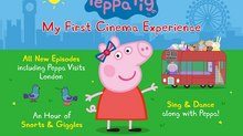 'Peppa Pig' Set for Theatrical Release in the U.K. & Australia