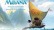 LOOK: 'The Art of Moana' Delves Behind the Scenes of Disney's Latest Animated Feature