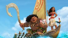 Sing-Along Version of Disney's 'Moana' Sails into Theaters January 27