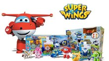 'Super Wings' Launches on YouTube