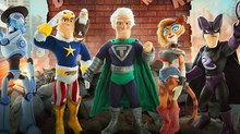 First Look: Second Season of 'SuperMansion' Premieres on Crackle Feb. 16.