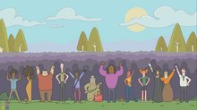 Our Next 4 Years: Oscar and Emmy-Winning Animators Help Change the Discussion with Animated PSAs