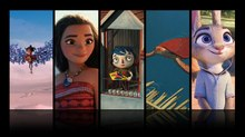 In the Running: An Independent Look at the Oscar Nominees for Best Animated Feature