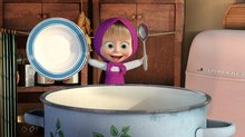 'Masha and the Bear' Episode Reaches 2 Billion Views on YouTube