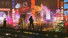 New Highlight Reel Explores the Visual Development of 'Ghost in the Shell'