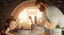 Gentleman Scholar Crafts Animated Short Promoting Canadian Cheese