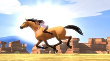 First Look: DreamWorks Animation's 'Spirit Riding Free' Headed to Netflix