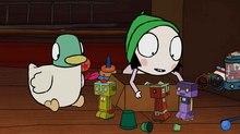 'Sarah & Duck' Celebrates 100th Adventure on CBeebies