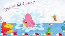 Inside Disney's Newest Artist-Authored Kid's Book, 'Holly's Day at the Pool'