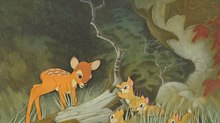 Classic Disney Art Collection Headed to Auction on June 5