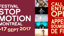 Festival Stop Motion Montreal Announces Call for Entries