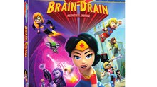 Warner Bros. Home Entertainment Announces 'LEGO DC Super Hero Girls: Brain Drain' on DVD August 8