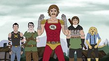 Adult Swim Sets July 9 Launch for 'Apollo Gauntlet'