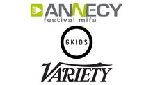 Annecy Fest, GKIDS & Variety Launching 'Animation Is Film' Festival