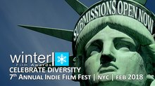 Celebrate Diversity in Film!  7th Annual Winter Film Awards CALL FOR ENTRIES