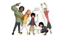 Disney XD Orders Second Season Of 'Big Hero 6'