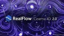 Next Limit Introduces RealFlow Cinema 4D 2.0