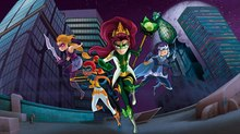 Nelvana's 'Mysticons' Premieres August 28th