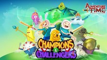 Cartoon Network, YesGnome Games Unveil New 'Adventure Time' Mobile Challenge