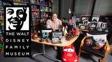 Walt Disney Family Museum to Honor John Lasseter