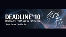 Thinkbox Releases Deadline 10