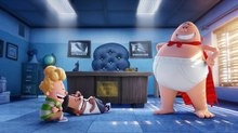 Deleted Scene: DreamWorks Animation's 'Captain Underpants' Lands on Disc September 12