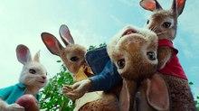 WATCH: Sony's 'Peter Rabbit' Trailer