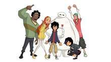 'Big Hero 6' Series Debuts Nov. 20 with Movie Preview