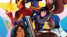 'Marvel Rising' Unites Next Generation of Heroes