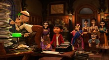 'Coco' Wins Third Straight Box Office Title