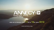 Annecy International Animated Film Festival 2018