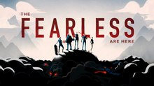 Smith & Foulkes Animate 'Fearless' BBC Olympics Promo