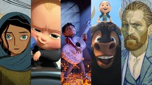 On the Road to the 90th Oscars: The Animated Feature Nominees